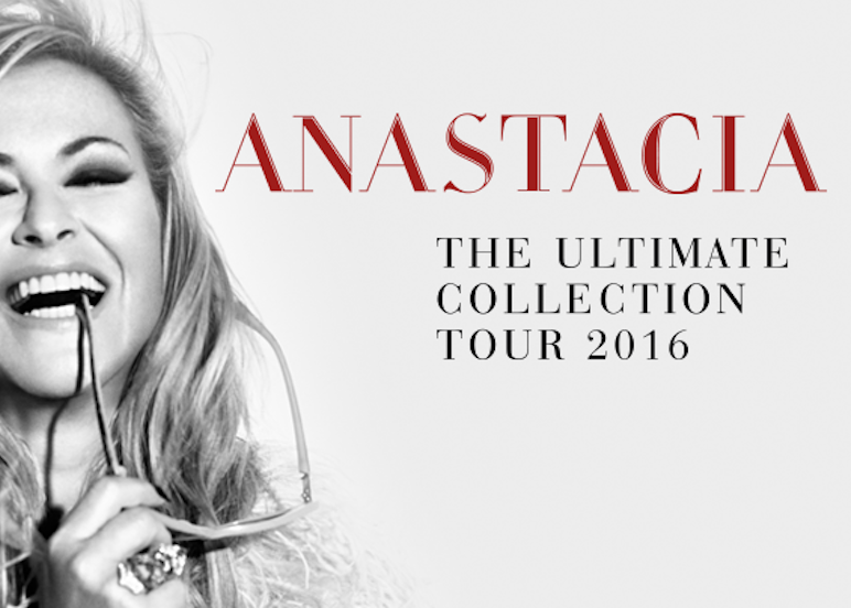 Anastacia - The Ultimate Collection Tour 2016
