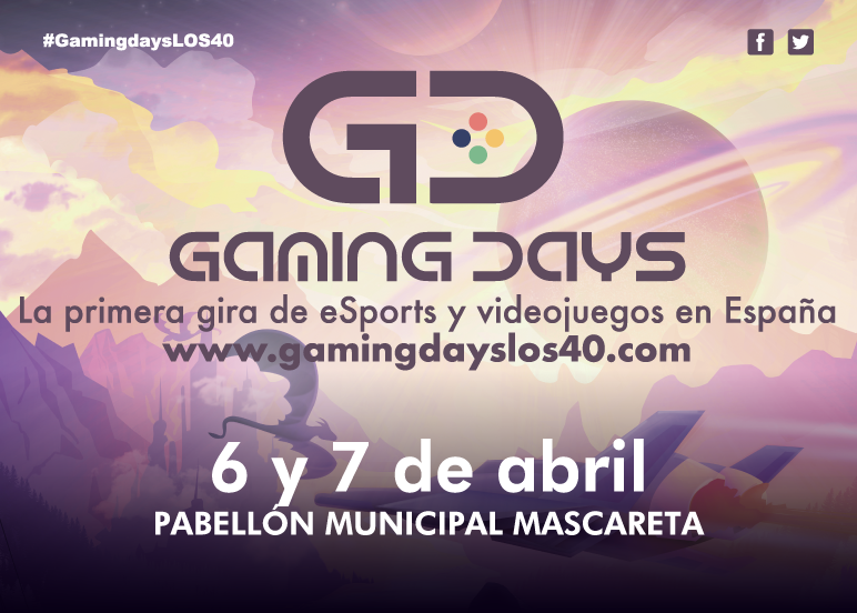 Gaming Days TOMARES